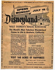 disneyland article